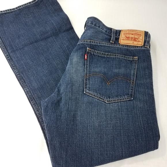 230a334860a Levi's Jeans | Levis 507 Mens Size 38 X 30 Slim Boot Cut | Poshmark